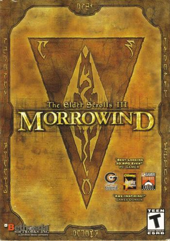 Morrowind Case