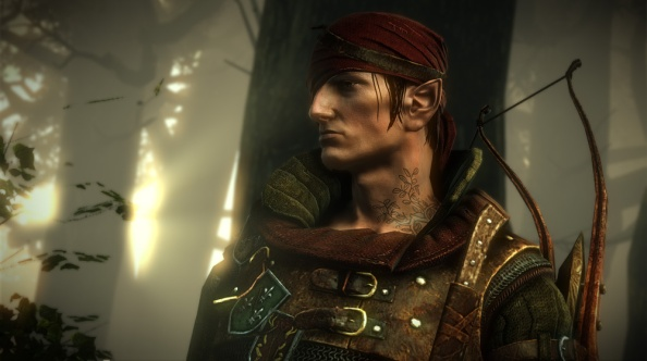 Witcher2Iorveth